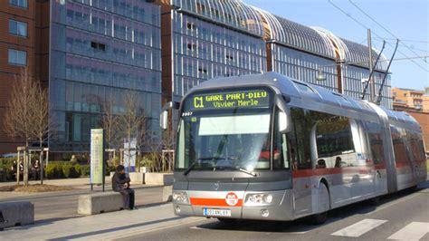 les transports urbains ville de lyon
