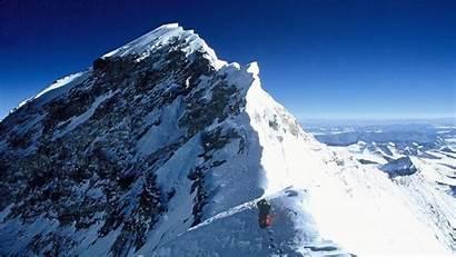 Everest Mount Desktop Wallpapers Nepal Climbing Pc
