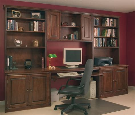 Home Offices And Desks Semi Custom Bookcases At Wholesale