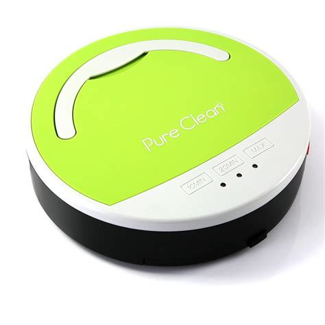 pyle pucrc smart robot vacuum cleaner automatic
