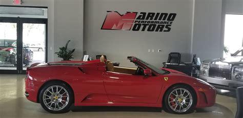 January 29th, 2008 at 12:34 pm. Used 2008 Ferrari F430 Spider For Sale ($124,900)   Marino Performance Motors Stock #80164006