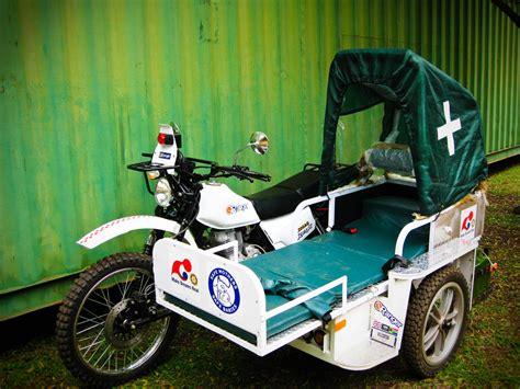 Eranger Motorcycle Ambulance Changemakers