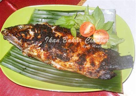 resep ikan bakar cianjur oleh ayukmasithoh cookpad