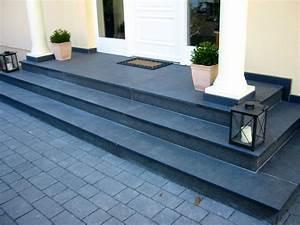 Granit Treppen Außen : galerie mit ausgef hrten treppen aus verschiedenen natursteinen wie granit und kalkstein ~ Eleganceandgraceweddings.com Haus und Dekorationen