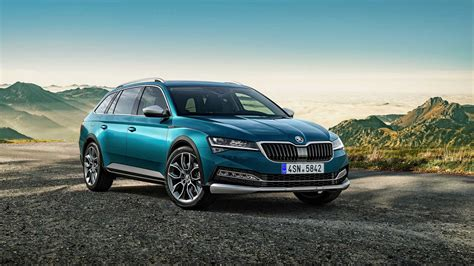 2020 The Skoda Superb by 2020 Skoda Superb Scout Revealed Being Pitched As An Suv
