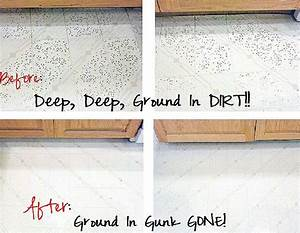 25 days of spring cleaning hacks day 20 get ground in for How to remove plastic floor tiles