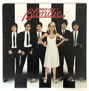 "Blondie – Fully Signed ""Parallel Lines"" LP With All 6 Band ..."