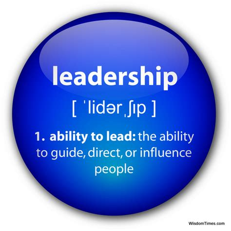 qualities of a leader practical tips to leadership