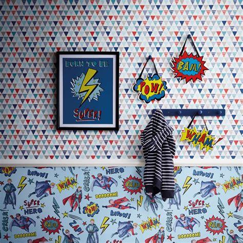muster für wände jester geometrische tapeten rot blau arthouse 696007 dreiecke ebay