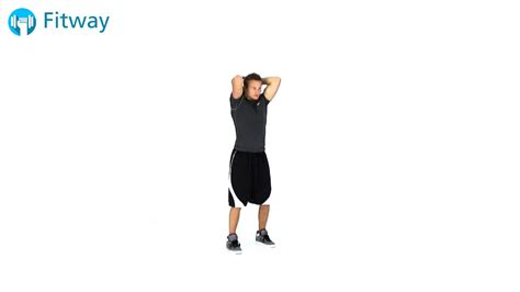 kettlebell extension triceps workout standing arm