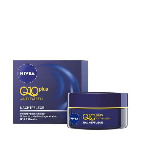 Nivea Q10 Anti-Wrinkle Night Cream, 50ml | German Drugstore