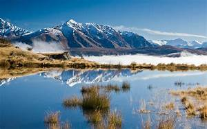 wallpapers: Snow Mountains Wallpapers