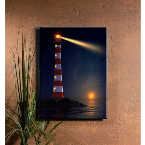 light up wall decor compare prices on illuminated wall art online shopping