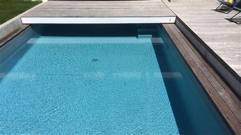 siege piscine terrasse mobile pour piscine en charente maritime alkira