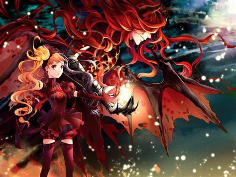 fantasy anime wallpaper    fantasy