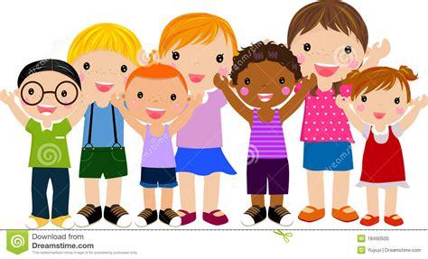 Happy Children Clipart & Look At Clip Art Images