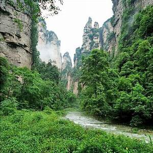 8D7N Standard Tour for Wuhan-Fenghuang-Zhangjiajie ...