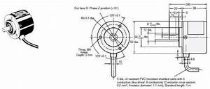 e6c3 c rugged incremental 50 mm dia rotary encoder With rotary encoders