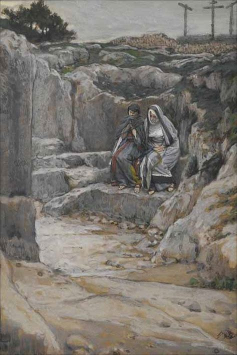 Mary Magdalene and Jesus at the Tomb