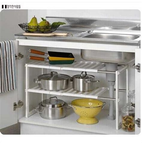 kitchen cabinet dish organizers blessing storage rack shelf racks kitchen supplies 5254