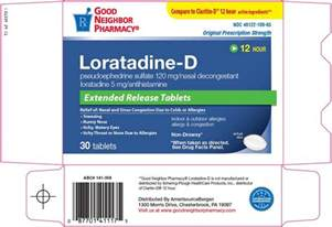 allergies to titanium pharmacy loratadine d amerisource bergen