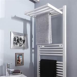 Radiateur A Eau Chaude : seche serviette mural electrique leroy merlin ~ Premium-room.com Idées de Décoration