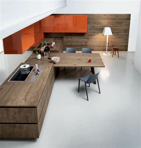 plan de travail table cuisine plan de travail en bois lequel choisir inspiration