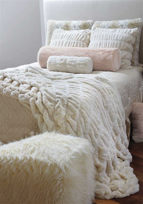 Couture Faux Fur Throw  Faux Fur Throw, Fur Throw And Fur