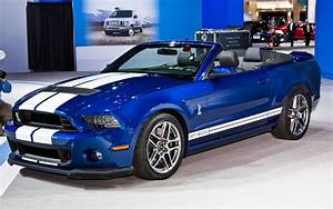 2013 Ford Shelby GT500 Convertible First Look - 2012 Chicago Auto Show - Motor Trend - MotorTrend