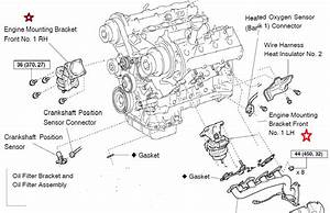 1993 Lexus Es300 Engine Diagram