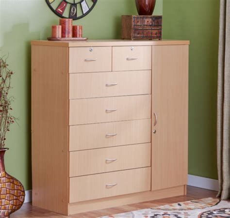 bedroom dressers and chests 7 drawer storage dresser bedroom chest wood cabinet 14276 | s l1000