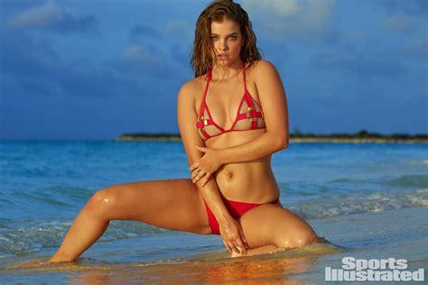 Barbara Palvin Sexy Bikini Swimsuit Photoshoot