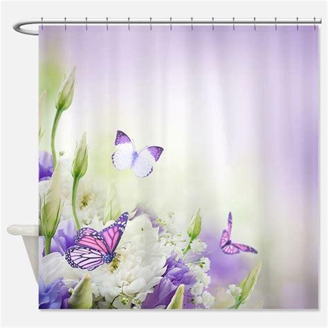 butterfly shower curtain purple butterfly shower curtains purple butterfly fabric