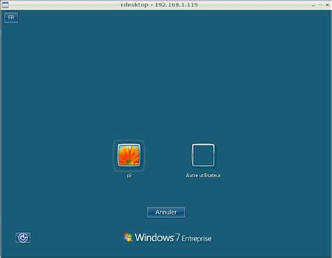 connexion bureau à distance sans mot de passe transformez votre raspberry pi en client léger avec