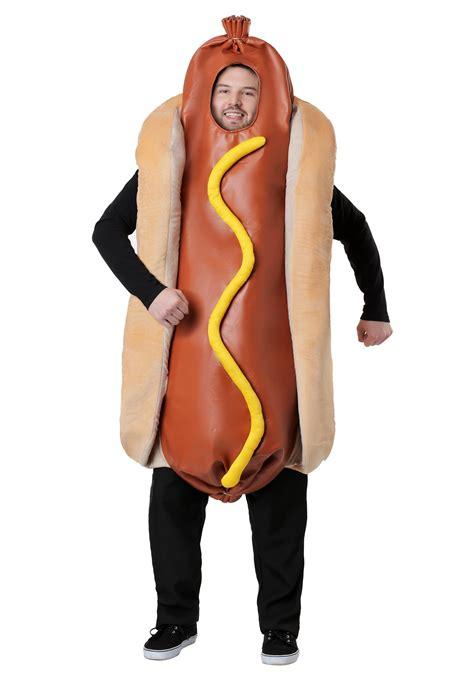 couple hot dog costume adult hot dog costume