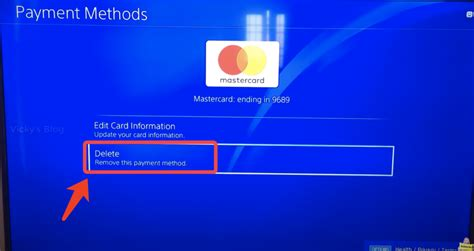 Cheap purchase game keys, top up, software, game currency on marketplace difmark! How to remove credit card from PS4? - Only 3 steps - CreditCardog