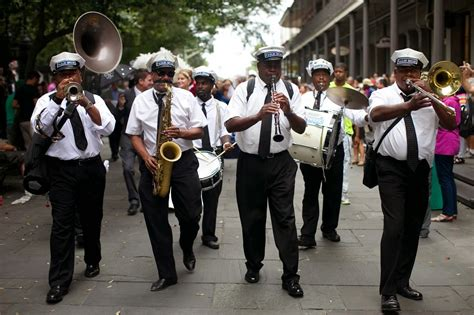 New Orleans Second Line I Run For Wine Our Wedding Day