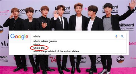 bts  top google search  groups epic
