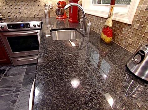 popular materials  kitchen countertops hgtv