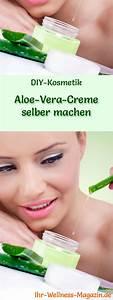 Anti Schling Napf Selber Machen : aloe vera creme selber machen rezept und anleitung ~ Orissabook.com Haus und Dekorationen