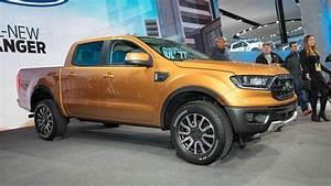 Nouveau Ford Ranger : salon de detroit 2018 voici le nouveau ford ranger ~ Medecine-chirurgie-esthetiques.com Avis de Voitures