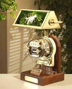 Operating Electric Watthour Meter Lamp