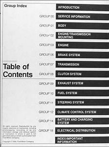 1994 Ford 7 3l Di Turbo Diesel Repair Shop Manual