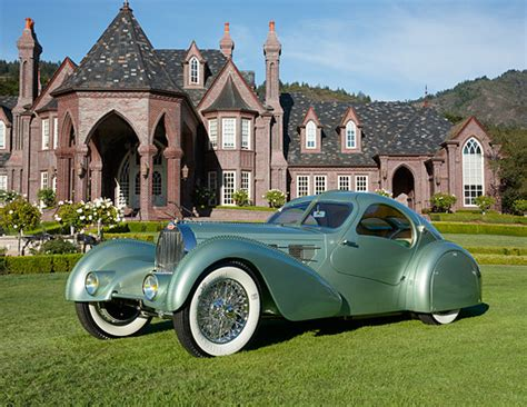 The first prototype is gone and only two of three aluminum bodied. 1936 Bugatti Type 57sc Atlantics - Best Cars Wallpaper