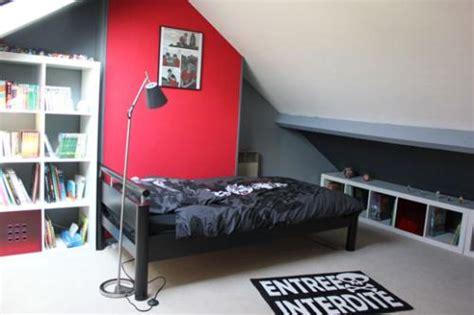 chambre garcon gris inspiration déco chambre garçon gris et