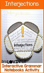 24 Best Images About Grammar Interactive Notebook