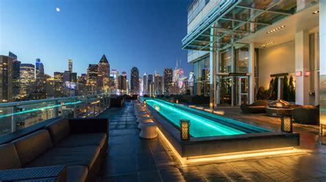 york city rooftop bars  essence