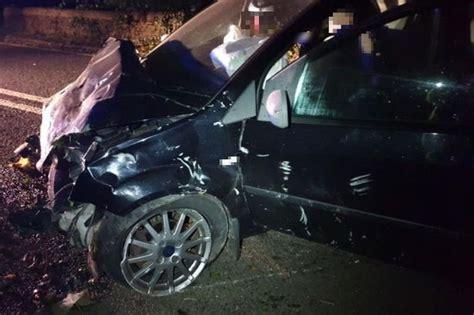 Man dies in three-car crash at junction in Derbyshire town ...