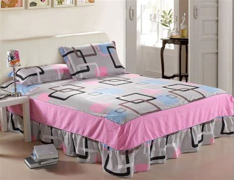 25 Beautiful Bed Sheet Design Photos 2018 Sheideas