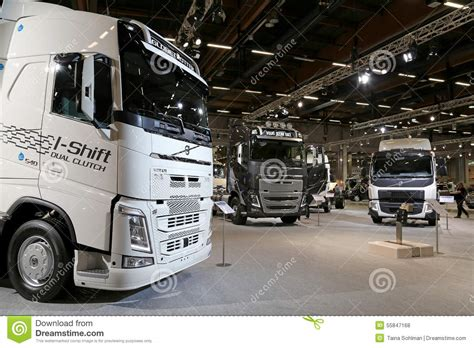 volvo transport truck volvo fh and fe trucks at logistics transport 2015